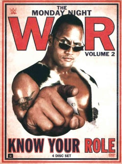 WWE: Monday Night War Vol. 2: Know Your Role (DVD)