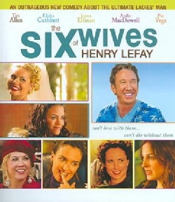 Six Wives Of Henry Lefay (Blu-ray Disc)