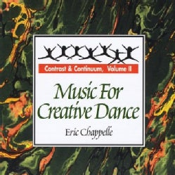 ERIC CHAPPELLE - MUSIC FOR CREATIVE DANCE VOLUME 2