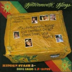 Kottonmouth Kings - Hidden Stash 5: Bong Loads & B-Sides (Parental Advisory)