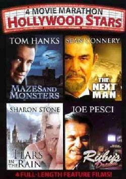 Hollywood Stars Collection: Mazes &amp; Monsters/Next Man/Tears in Rain/Rubys Dream (DVD)