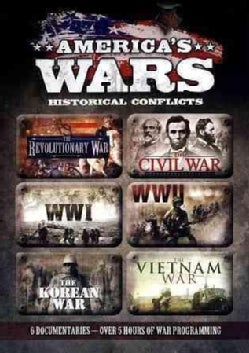 War Documentaries: America's Wars: Historical Conflicts (DVD)