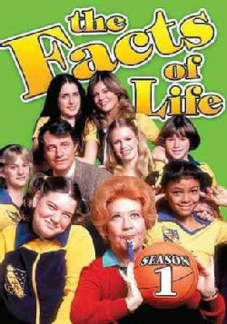 The Facts of Life: Season 1 (DVD)