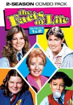 The Facts of Life: Seasons 1 & 2 (DVD)