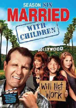 Married with Children: The Complete Sixth Season