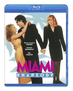 Miami Rhapsondy (Blu-ray Disc)