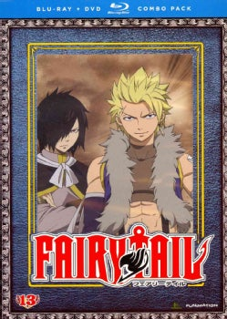 Fairy Tail: Part 13 (Blu-ray/DVD)