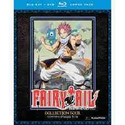 Fairy Tail: Collection Four (Blu-ray/DVD)