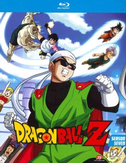 Dragon Ball Z: Season 7 (Blu-ray Disc)