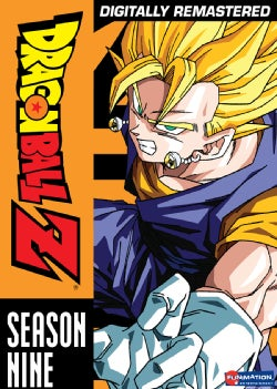 Dragon Ball Z: Season 9 (DVD)