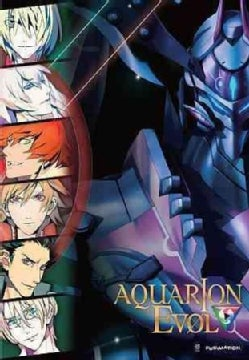 Aquarion: Season 2: Part 1 (Limited Edition)