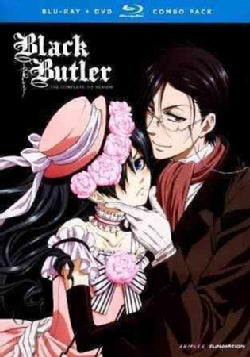 Black Butler: Complete First Season (Blu-ray/DVD)