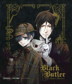 Black Butler: Book of Murder: OVAs (Blu-ray/DVD)