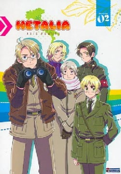 Hetalia: Axis Powers Season Two (DVD)