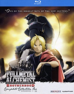 Fullmetal Alchemist Brotherhood: Collection One (Blu-ray Disc)