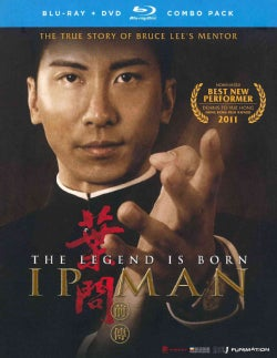 The Legend Is Born: Ip Man (Blu-ray Disc)