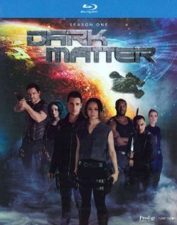 Dark Matter: Complete Series (Blu-ray Disc)