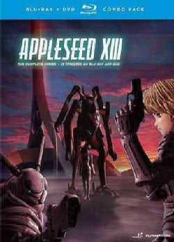 Appleseed XIII: Complete Series (Blu-ray/DVD)
