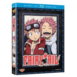 Fairy Tail: Part 7 (Blu-ray Disc)