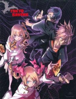 Tokyo Ravens: Season 1: Part 1 (Blu-ray/DVD)