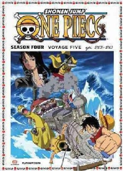 One Piece: Season 4: Voyage Five (DVD)