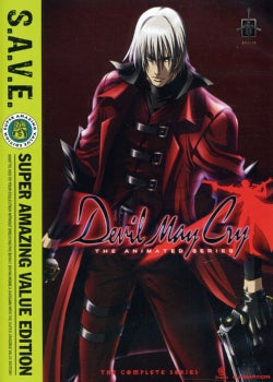 Devil May Cry: The Complete Series (S.A.V.E.) (DVD)