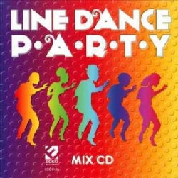 Various - Line Dance Party: Mix CD