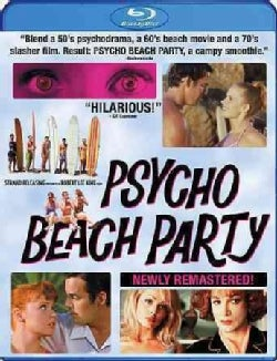 Psycho Beach Party (Blu-ray Disc)