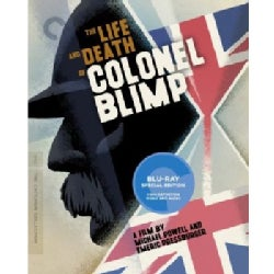The Life And Death Of Colonel Blimp (Blu-ray Disc)