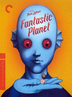 Fantastic Planet (Blu-ray Disc)