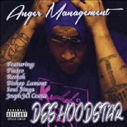 Des HoodStar - Anger Management (Parental Advisory)