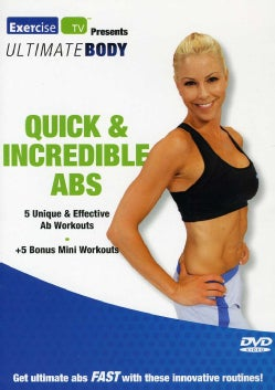 Quick & Incredible Abs (DVD)