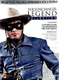 The Lone Ranger Legend Collection (DVD)