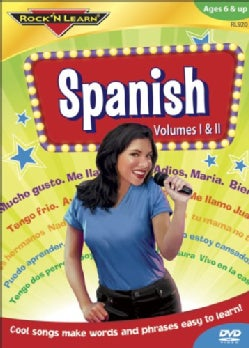 Rock 'N Learn: Spanish (DVD)