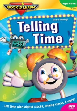 Rock 'N Learn: Telling Time (DVD)