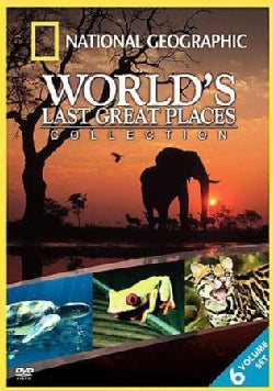World's Last Great Places Collection Giftset (DVD)