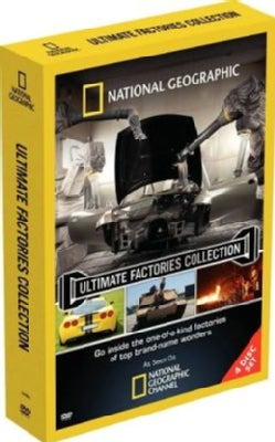 Ultimate Factories Collection: The Deluxe Edition (DVD)