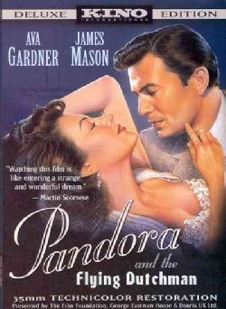 Pandora & The Flying Dutchmman (DVD)