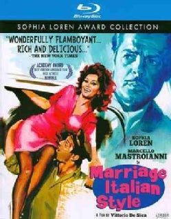 Marriage Italian Style (Blu-ray Disc)