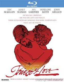 Priest of Love (Blu-ray Disc)