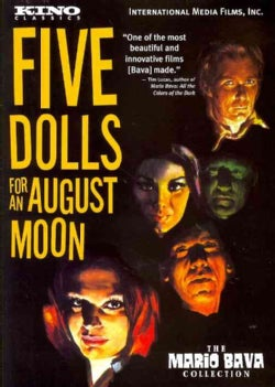5 Dolls for an August Moon (DVD)