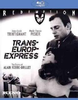Trans-Europ-Express (Blu-ray Disc)