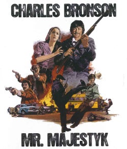 Mr. Majestyk (Blu-ray Disc)