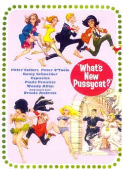 What's New Pussy Cat? (DVD)