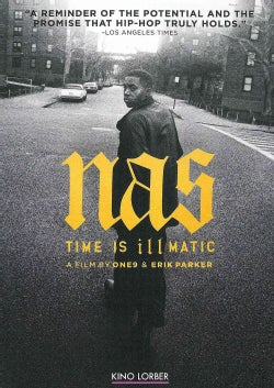 Nas: Time Is Illmatic (DVD)