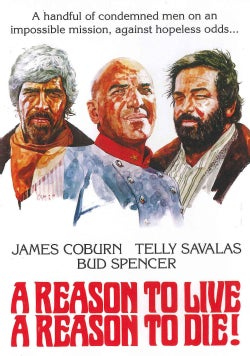 A Reason to Live, A Reason to Die (DVD)