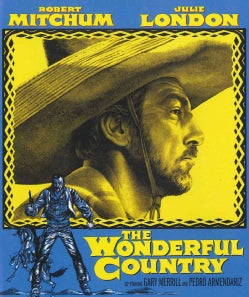 The Wonderful Country (Blu-ray Disc)