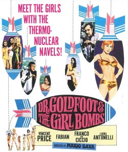 Dr. Goldfoot and the Girl Bombs (Blu-ray Disc)