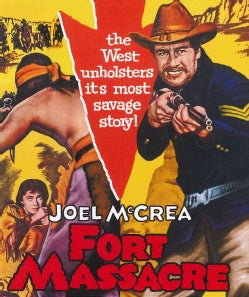 Fort Massacre (Blu-ray Disc)