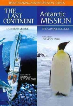 The Last Continent / Antarctic Mission (DVD)